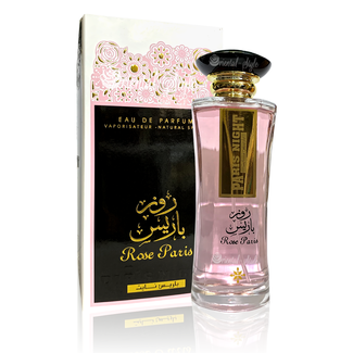 Ard Al Zaafaran Perfumes  Rose Paris Night Eau de Parfum 100ml Ard Al Zaafaran Perfume Spray