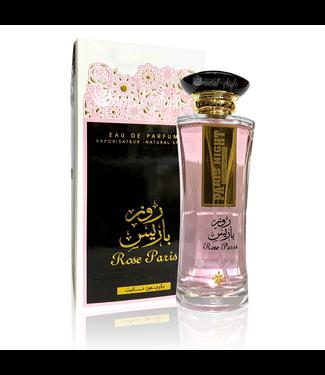 Ard Al Zaafaran Perfumes  Rose Paris Night Eau de Parfum 65ml Ard Al Zaafaran Perfume Spray