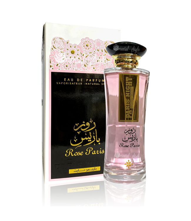 Ard Al Zaafaran Perfumes  Rose Paris Night Eau de Parfum 65ml Ard Al Zaafaran