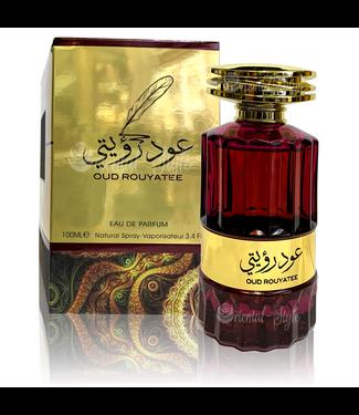 Ard Al Zaafaran Perfumes  Oud Rouyatee Eau de Parfum 100ml Ard Al Zaafaran Perfume Spray