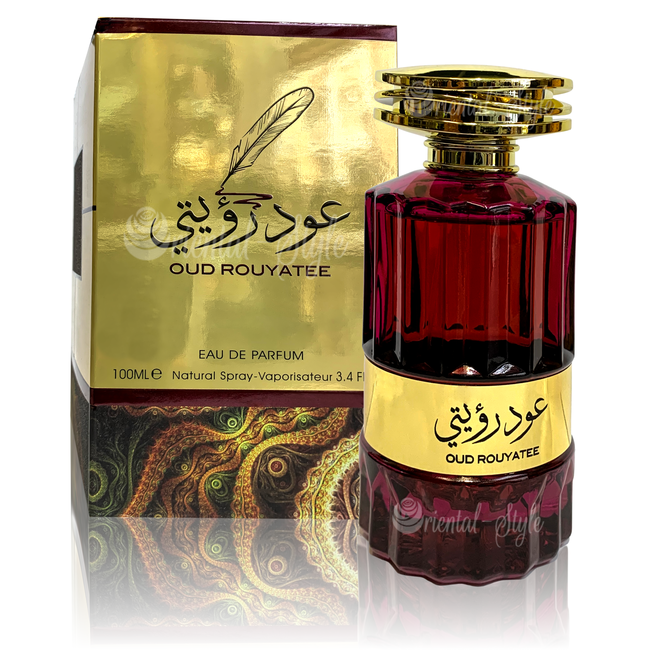 Ard Al Zaafaran Perfumes  Oud Rouyatee Eau de Parfum 100ml Ard Al Zaafaran