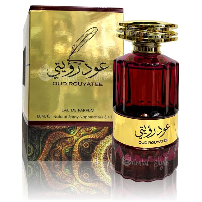 Ard Al Zaafaran Perfumes  Oud Royatee Eau de Parfum 100ml Ard Al Zaafaran Perfume Spray