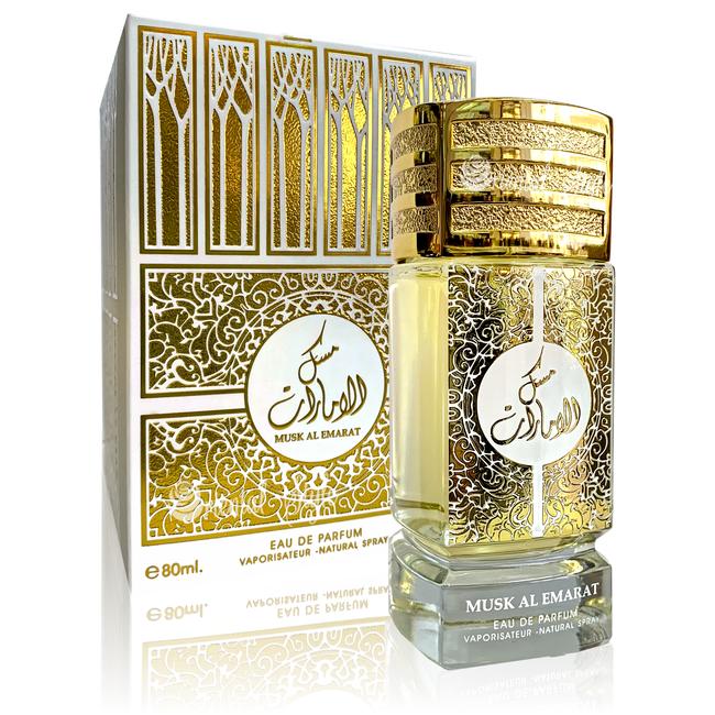 Ard Al Zaafaran Perfumes  Musk Al Emarat Eau de Parfum 100ml Ard Al Zaafaran Perfume Spray
