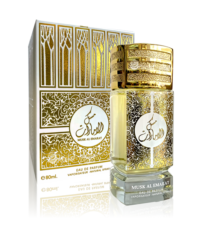 Ard Al Zaafaran Perfumes  Perfume Musk Al Emarat Eau de Parfum Perfume Spray