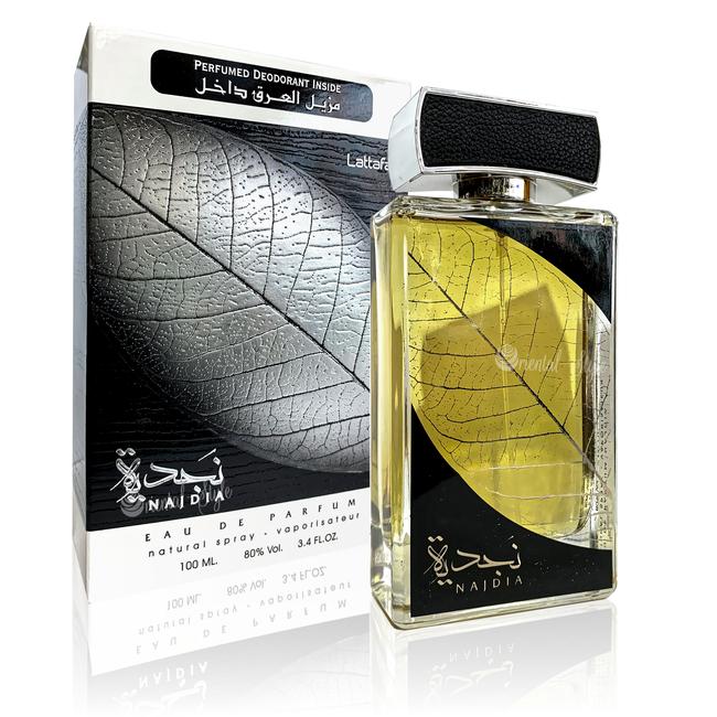 Lattafa Perfumes Najdia Eau de Parfum 100ml Perfume Spray