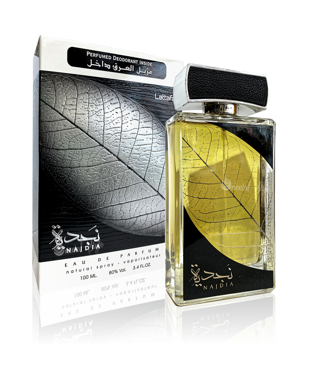 Lattafa Perfumes Najdia Eau de Parfum 100ml