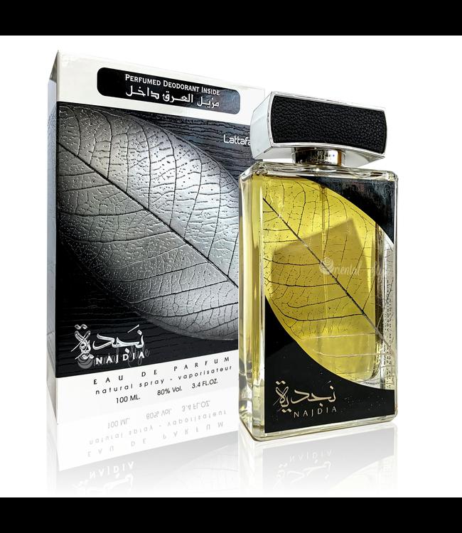 Lattafa Perfumes Parfüm Najdia Eau de Parfum 100ml Spray