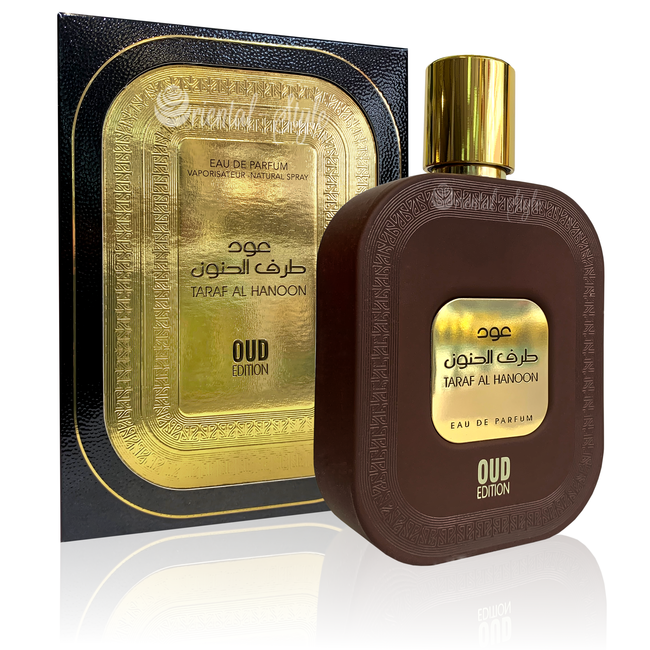 Ard Al Zaafaran Perfumes  Taraf Al Hanoon Oud Eau de Parfum 100ml Ard Al Zaafaran Perfume Spray