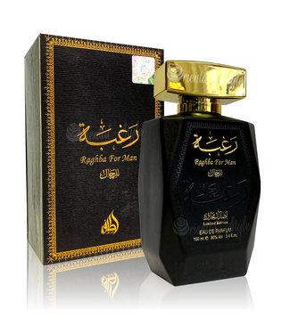 Lattafa Perfumes Raghba For Man Eau de Parfum 100ml