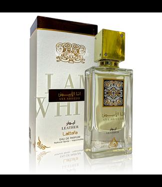 Lattafa Perfumes Ana Abiyedh Leather Eau de Parfum 60ml