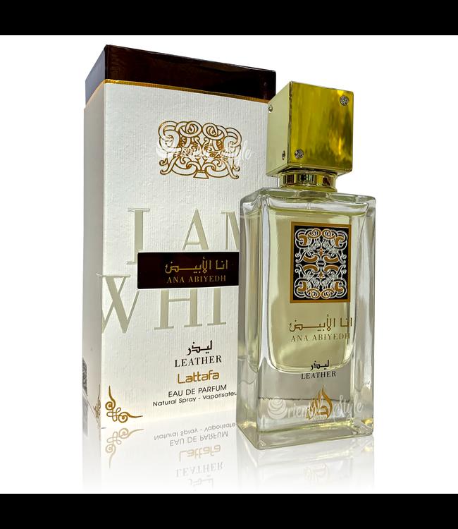 Lattafa Perfumes Parfüm Ana Abiyedh Leather Eau de Parfum 60ml Spray
