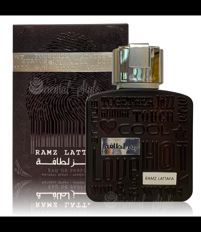 Lattafa Perfumes Parfüm Ramz Silver Eau de Parfum 100ml Spray