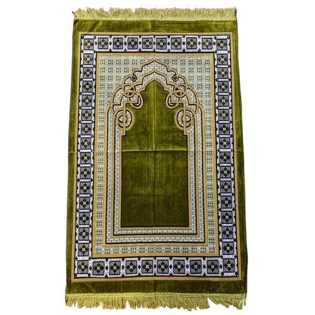 Gebetsteppich Seccade - Moosgrün