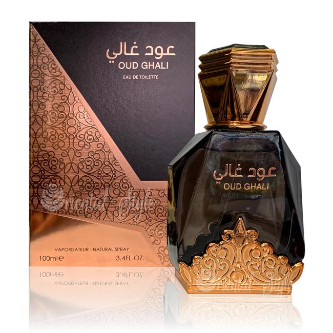 Swiss Arabian Oud Ghali Eau de Parfum 100ml Swiss Arabian Perfume Spray