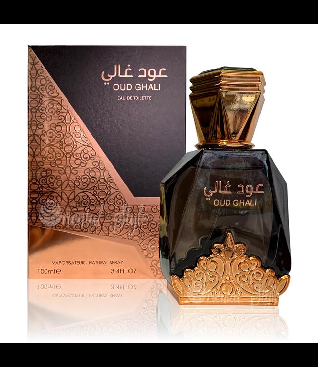 Swiss Arabian Oud Ghali Eau de Toilette 100ml by Swiss Arabian Perfume Spray