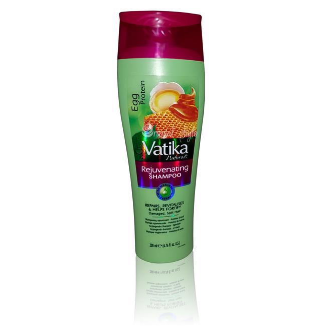 Vatika Dabur Naturals Shampoo - Regenerierend (200ml)