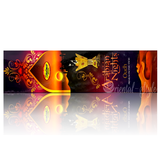 Shalimar Premium Incense sticks Oudh Arabian Nights (20g)
