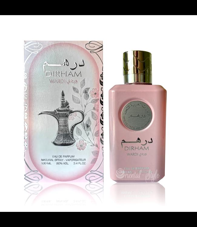 Ard Al Zaafaran Perfumes  Perfume Dirham Wardi Eau de Parfum Perfume Spray