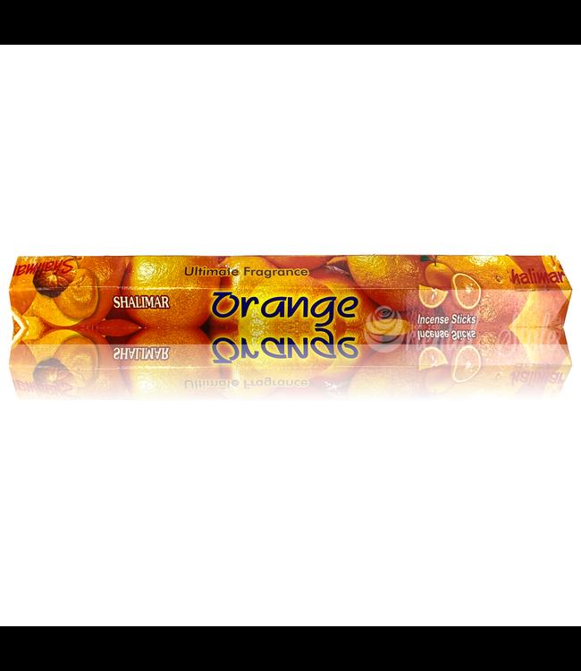 Shalimar Räucherstäbchen Orange (20g)