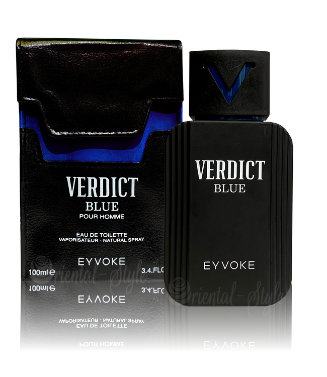 Swiss Arabian Verdict Blue Eau de Toilette 100ml Swiss Arabian/Eyvoke