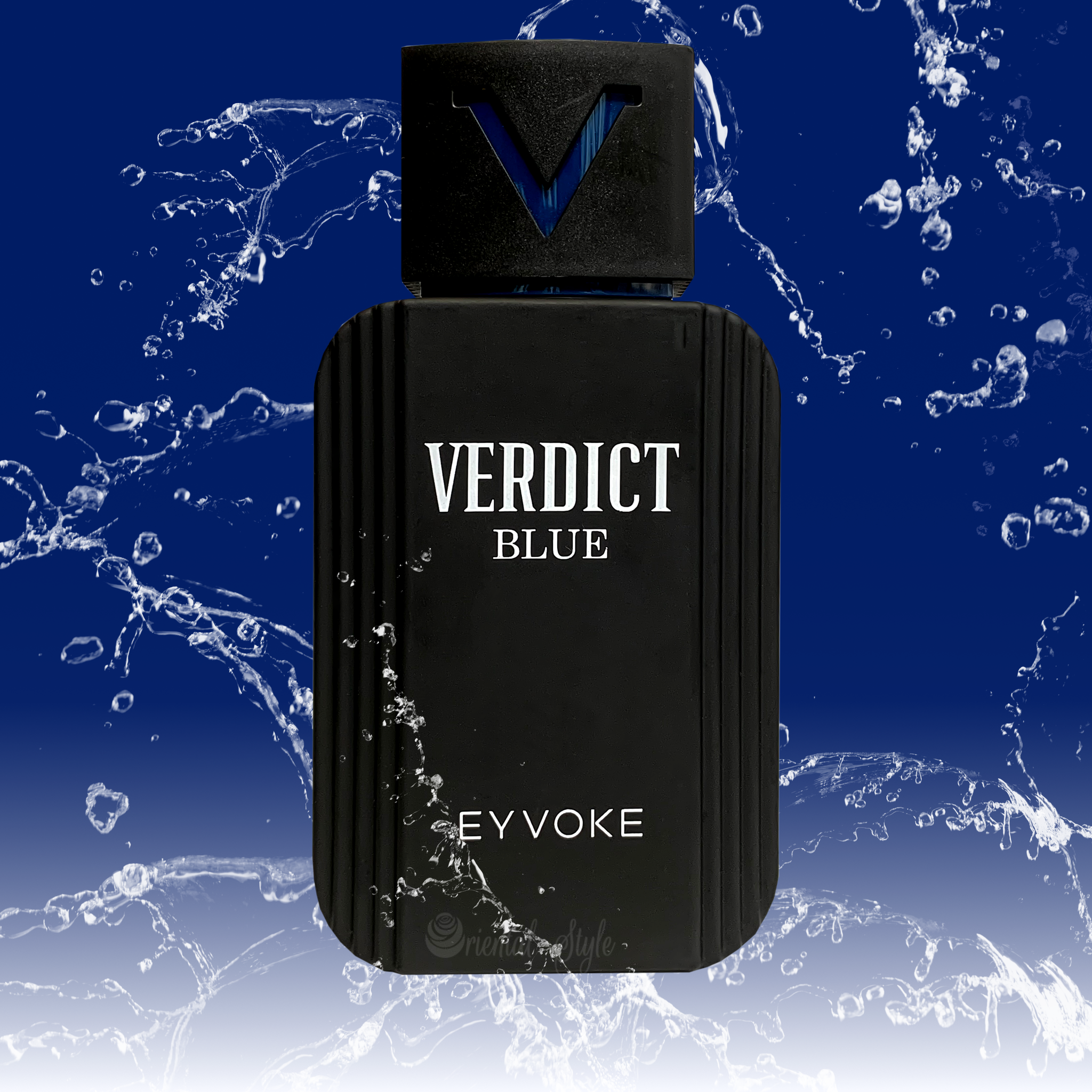 SWISS ARABIAN VERDICT BLUE EYVOKE EAU DE PARFUM 100ML