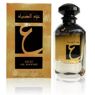 Ard Al Zaafaran Perfumes  Oud Al Sayad Eau de Parfum 100ml Ard Al Zaafaran
