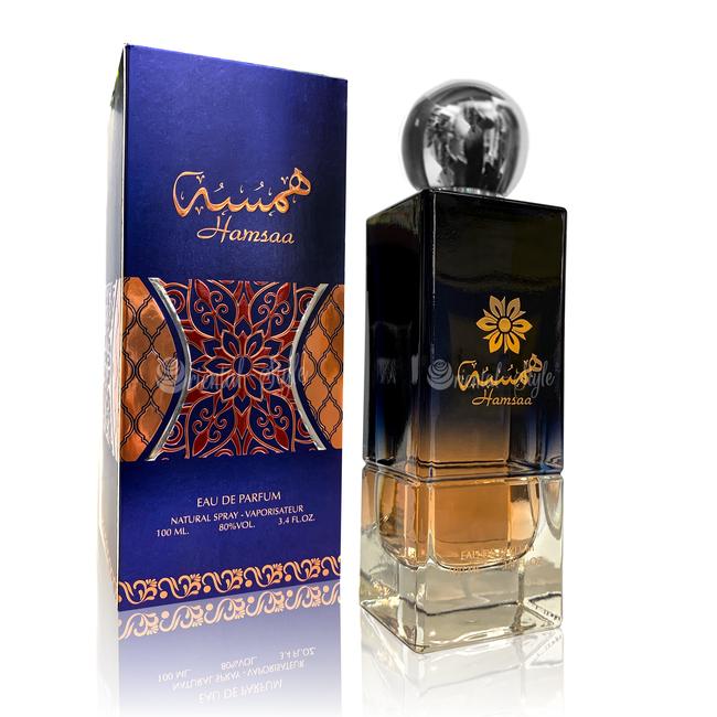 Suroori Hamsaa Eau de Parfum 100ml Ard Al Zaafaran Perfume Spray