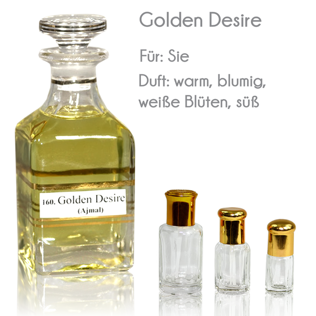 Ajmal Perfumes Perfume oil Golden Desire of Ajmal