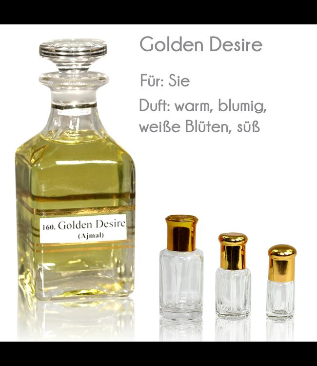 Ajmal Perfumes Parfümöl Golden Desire von Ajmal - Parfüm ohne Alkohol