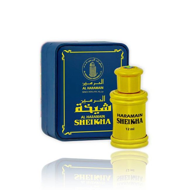 Al Haramain Perfume oil Sheikha - 12ml