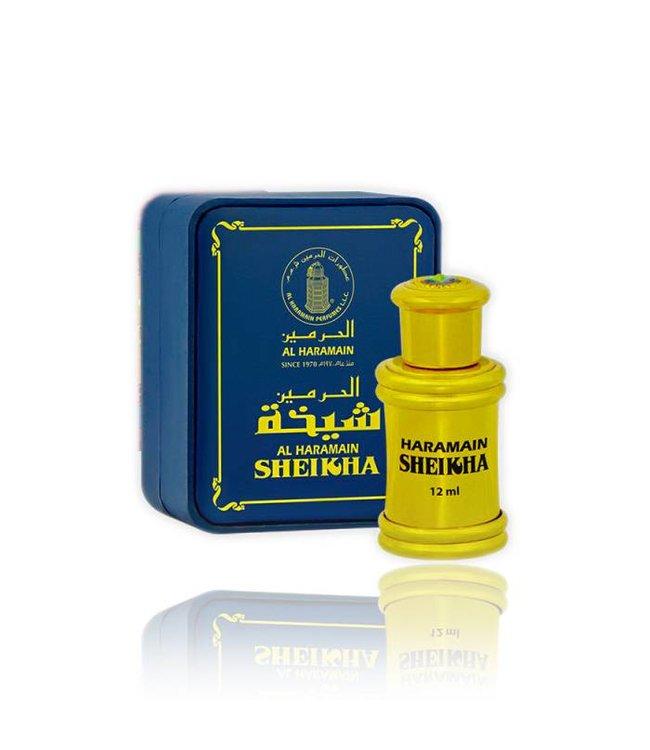 Al Haramain Concentrated perfume oil Sheikha 12ml - Perfume free from alcohol