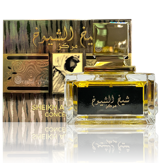 Lattafa Perfumes Sheikh Al Shuyukh Concentrated Eau de Parfum 100ml