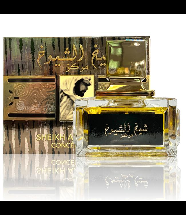 Lattafa Perfumes Sheikh Al Shuyukh Concentrated Eau de Parfum 100ml
