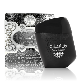 Ard Al Zaafaran Perfumes  Dar Al Shabaab Eau de Parfum 100ml Ard Al Zaafaran Perfume Spray
