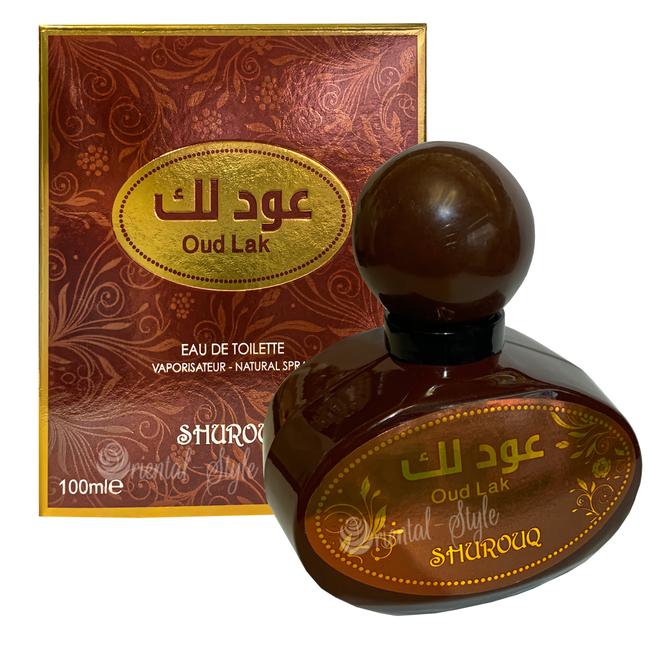 Swiss Arabian Oud Lak Eau de Parfum 100ml Swiss Arabian Perfume Spray