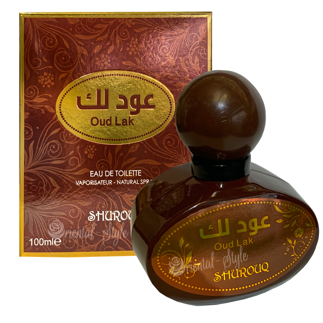 Swiss Arabian Oud Lak Eau de Toilette 100ml Swiss Arabian Perfume Spray