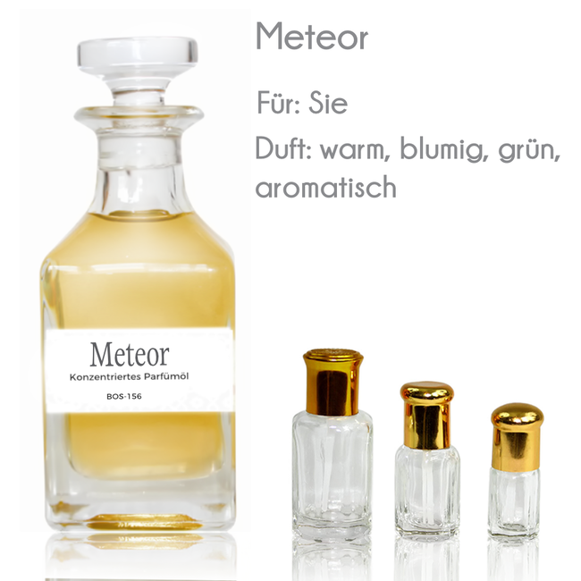 Swiss Arabian Perfume oil Meteor by Swiss Arabian