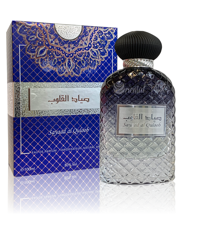 Ard Al Zaafaran Perfumes  Parfüm Sayaad Al Quloob Eau de Parfum Spray