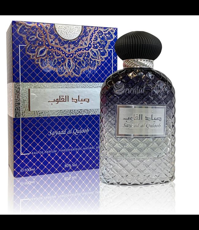 Ard Al Zaafaran Perfumes  Perfume Sayaad Al Quloob Eau de Parfum Perfume Spray