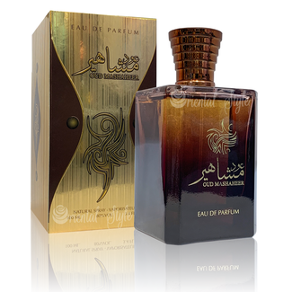 Ard Al Zaafaran Perfumes  Oud Mashaheer Eau de Parfum 100ml Ard Al Zaafaran Perfume Spray