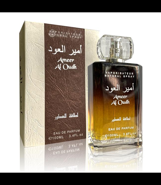 Ameer Al Oudh Eau de Parfum 100ml by Lattafa Perfume Spray