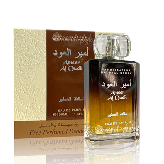 Ameer Al Oudh Eau de Parfum 100ml + Deo Spray