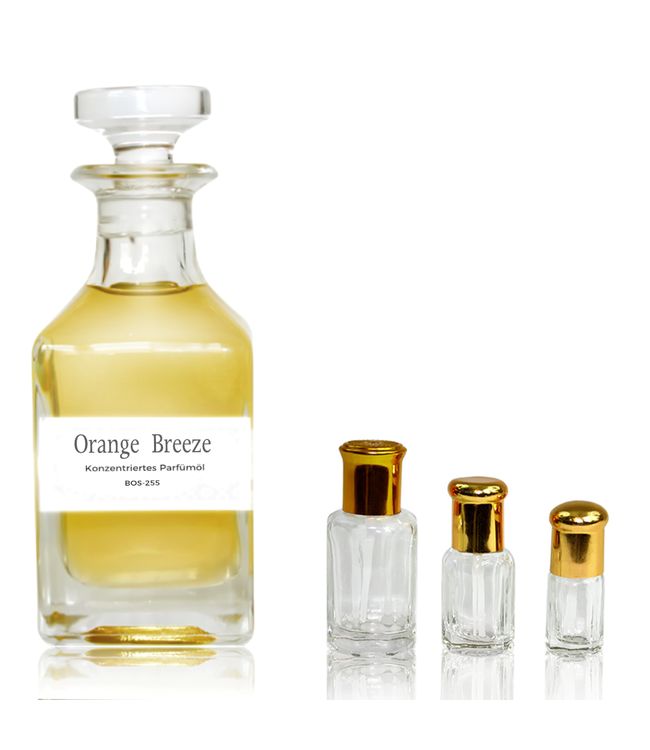 Swiss Arabian Concentrated perfume oil Orange Breeze Perfume Free From alcohol
