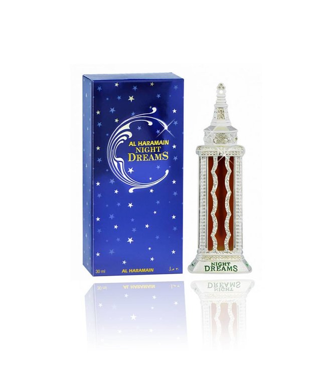 Al Haramain Parfümöl Night Dreams Silver 30ml