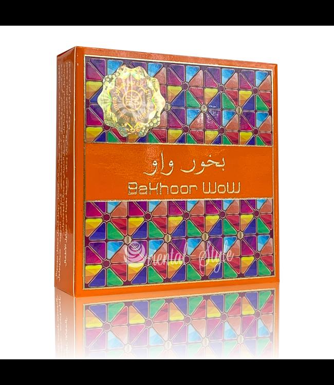 Nabeel Perfumes Bakhoor Wow By Nabeel Incense (30g)