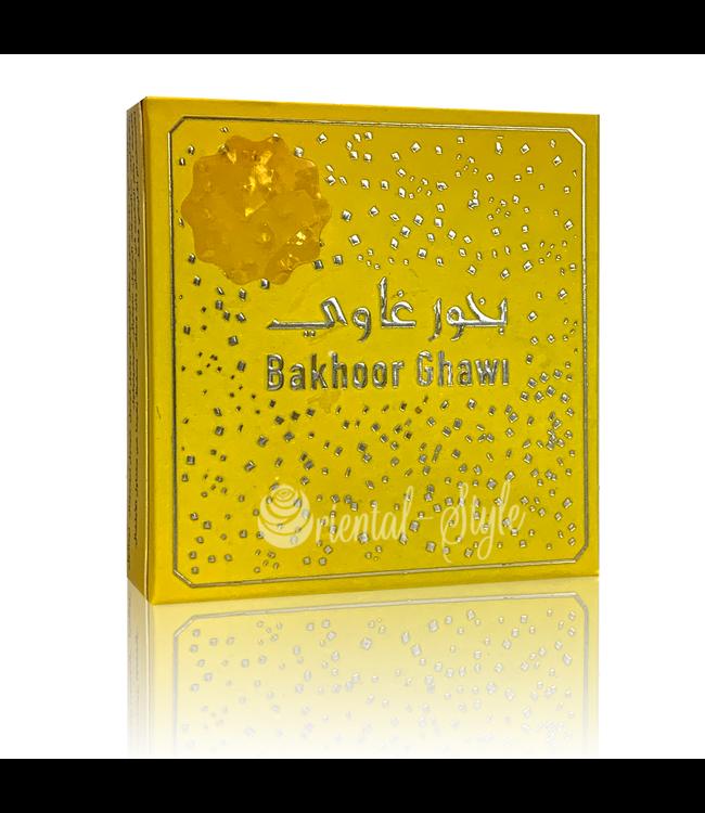 Nabeel Perfumes Bakhoor Ghawi Von Nabeel Räucherwerk (30g)