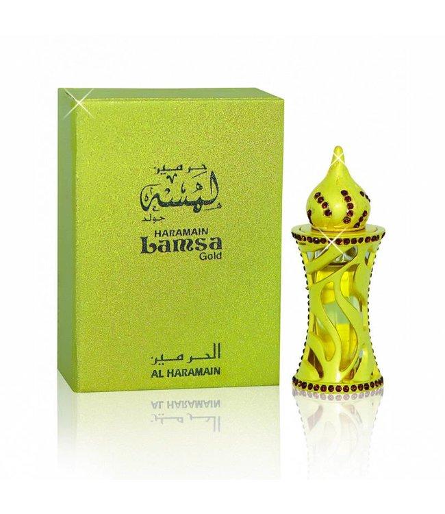 Al Haramain Al Haramain Lamsa Gold 12ml