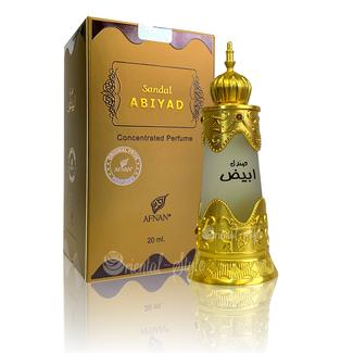 Afnan Parfümöl Sandal Abiyad 20ml