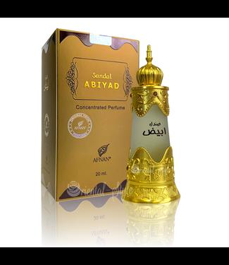 Afnan Perfume oil Afnan Sandal Abiyad 20ml