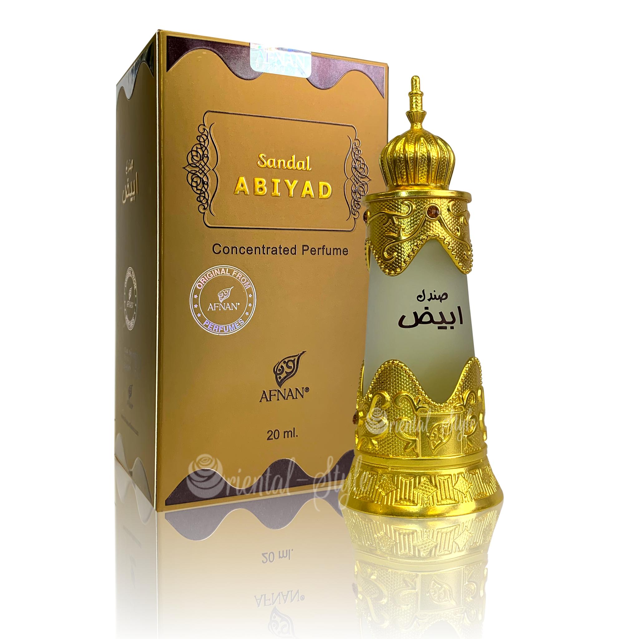 Parfümöl Sandal Abiyad von Afnan